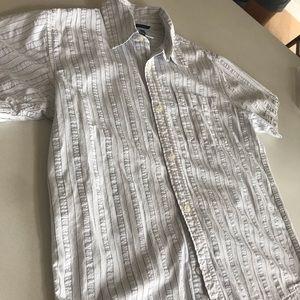GAP Boys Medium (8) collar semi casual shirt